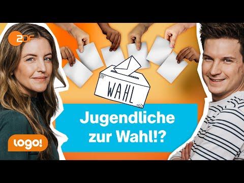Mit 16 den Bundestag wählen? Pro und contra