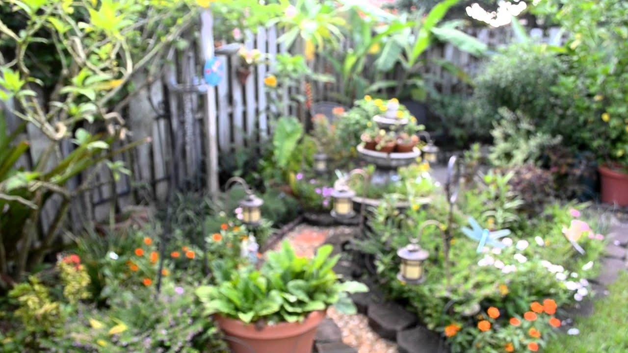 Superbe South Florida Summer Garden