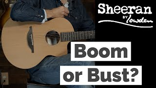 Sheeran By Lowden Lowden& 39 s Big Guitar Gamble will it pay off