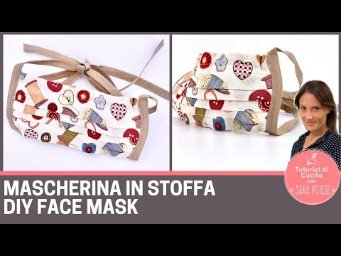 maschere anti virus per bambini