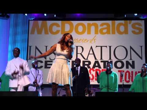 Mcdonald S Inspiration Gospel Tour