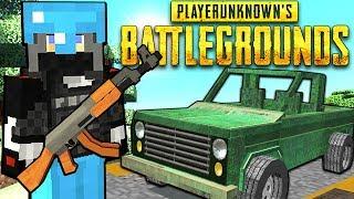 Ilyen a Jó |PUBG| Szerver - Minecraft BattleRoyale w/ DoggyAndi