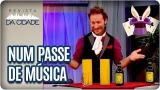 Musical: Num Passe de Música - Revista da Cidade (09/03/2018)