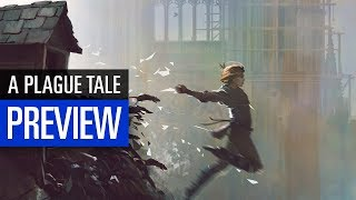 A Plague Tale: Innocence GAMEPLAY-PREVIEW // Geheimtipp aus Frankreich