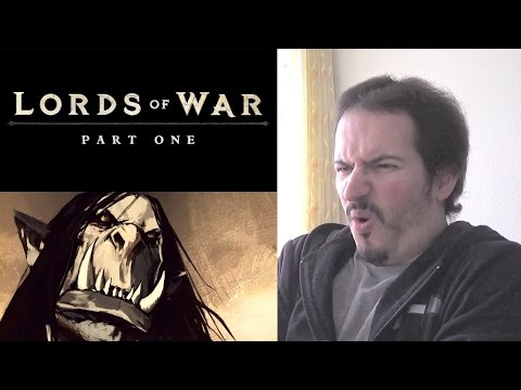 LORDS OF WAR • PART ONE: KARGATH - REACTION & REVIEW