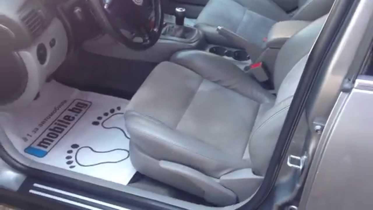 2003 Volkswagen Passat Interior Lights