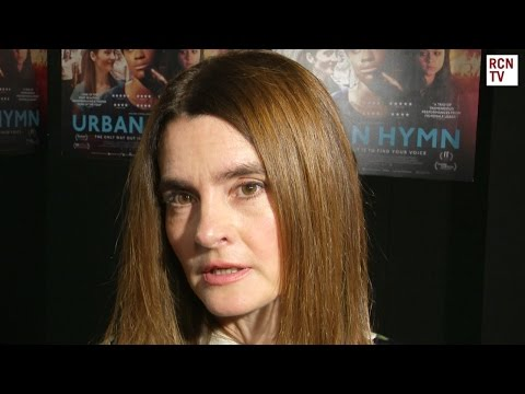 Shirley Henderson Interview Urban Hymn Premiere