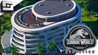 Jurassic World Evolution! Hotel and Unlocking Isla Muerta! E3