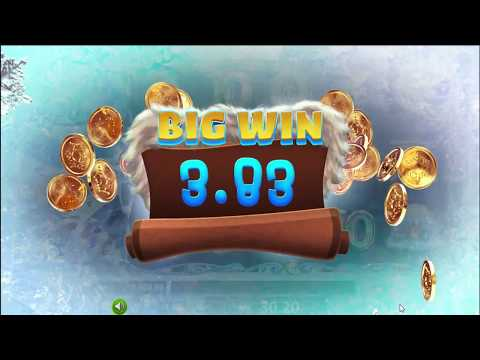 Betsoft Yak Yeti and Roll Slots Big Win Free spines