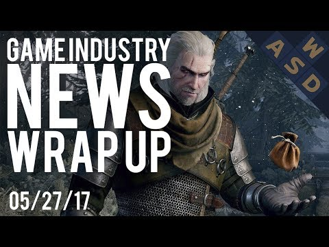 Stunning Witcher 2017 Sales | Game Industry News Wrap Up | May 27th 2017