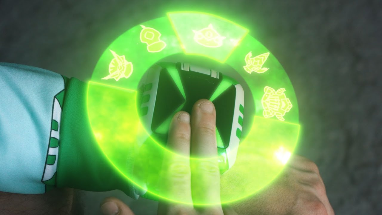 Download First Day With The New Omnitrix...