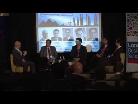 """LBS Middle East Conference 2015 - Panel Discussion """"Islamic Finance in Transition"""""""