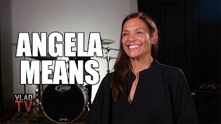 Angela Means (Felicia from Friday) Cries When Asked About Her NFL Son & CTE (Part 8)