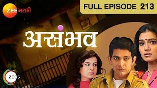 Asambhav - Episode 213