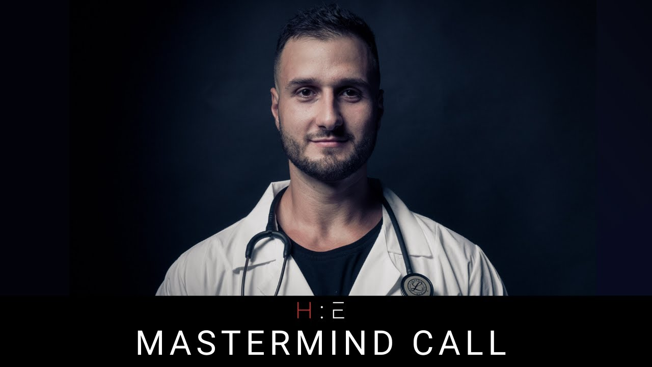 Health Evolved Academy Mastermind Call 2nd August.
