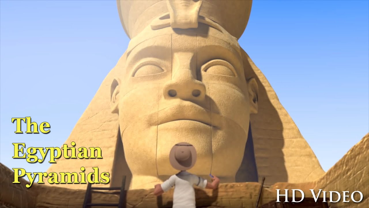 Funny Pictures About Egypt: Funny Animated Short Film HD