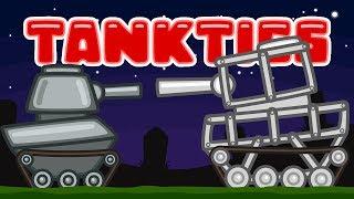 Мертвячки | Мультики про танки | Танкости #3