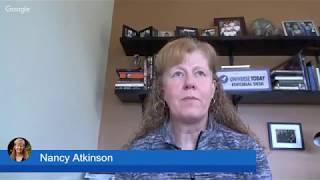 🔴UNIRock® RADIO - interview with Nancy Atkinson - author