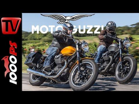 Moto Guzzi V9 Bobber, Roamer Test 2016 - Fazit, Fahrverhalten, Preis