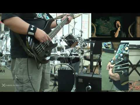 The Reason By Hoobastank Bass Guitar Cover By Myron Carlos