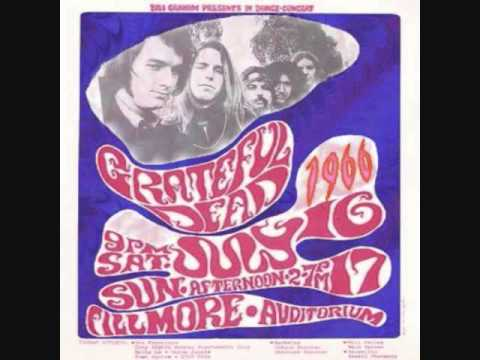 Grateful Dead - Standing On The Corner 7-16-66