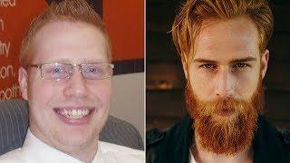 Der Friseur sagte er solle seinen Bart wachsen lassen. Dies veränderte sein Leben