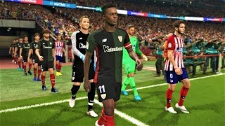 Atletico Madrid vs Athletic Bilbao | Full Match & All Goals 2018 | PES 2018 HD