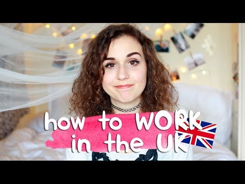 How to Start Working in the UK + MEETUP INFO | doyouknowellie