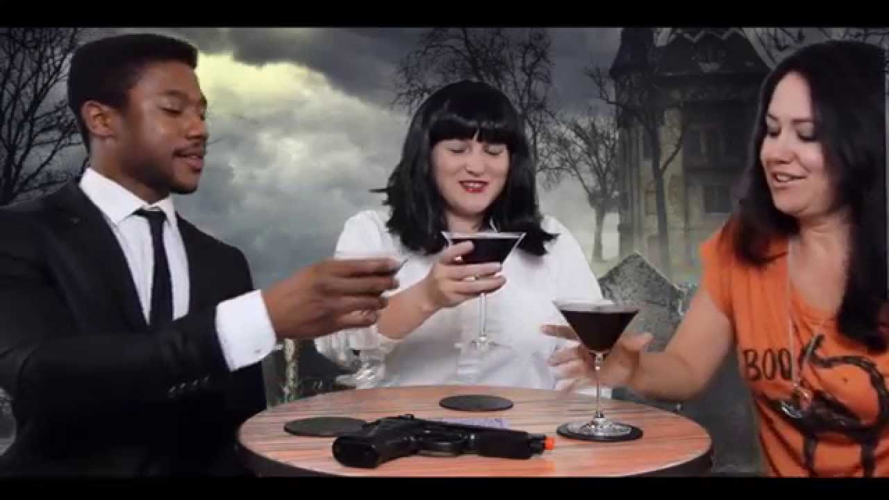 cheers 2 that! episode 40 the halloween episode with carla garcia