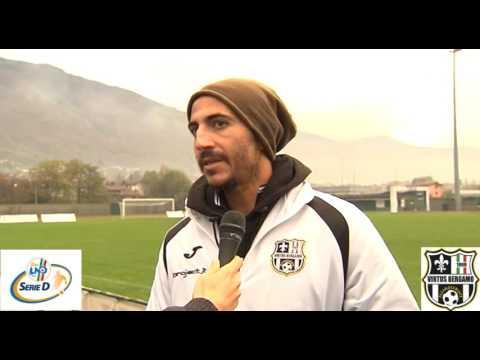 Darfo Boario-Virtus Bergamo 1909 1-2, 10° giornata d'andata Gruppo B Serie D 2016/2017