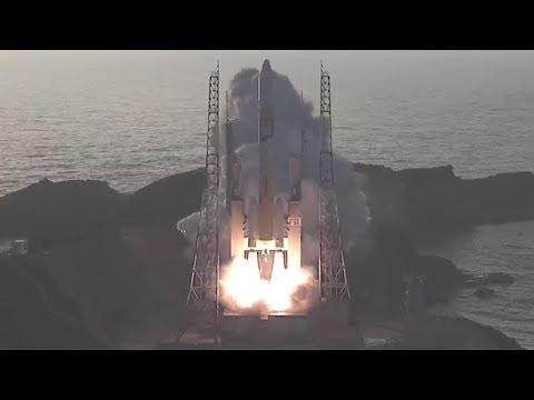 H-IIA F36 launches QZS-4 (Michibiki 4/準天頂衛星 みちびき4号機)