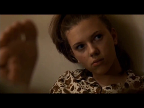 Pies Scarlett Johansson Feet HD 1º Parte
