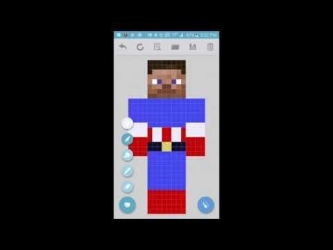 Haut Studio Für Minecraft Apps Bei Google Play - Wie installiert man skins fur minecraft