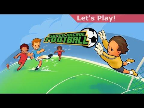 Let's Play: Super Arcade Football |