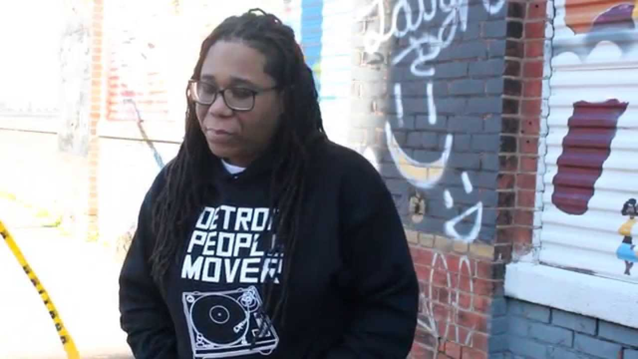 "Miz Korona on ""This Is Detroit Hip Hop"""
