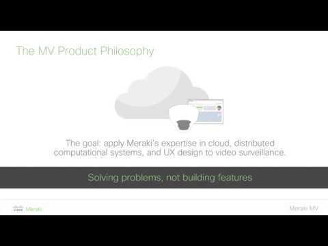 Webinar: Introduction to MV Security Cameras