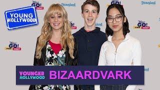 Beatboxing With The Bizaardvark Cast!