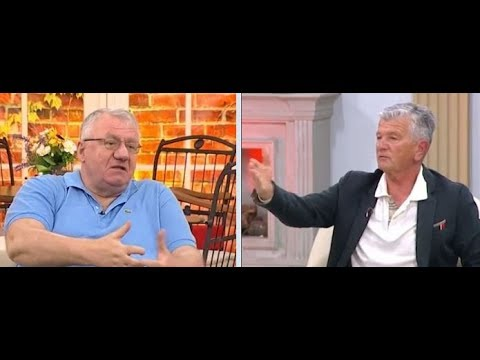 POSLE RUCKA - Da li Srbija sedi na dve stolice / NATO ili Rusija - (TV Happy 19.05.2018)