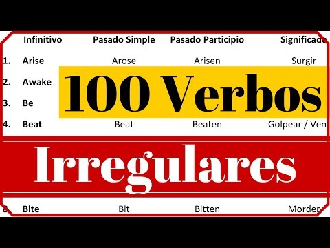 los-100-verbos-irregulares-más-usados-en-inglés-con-pronunciación-y-significado-en-español