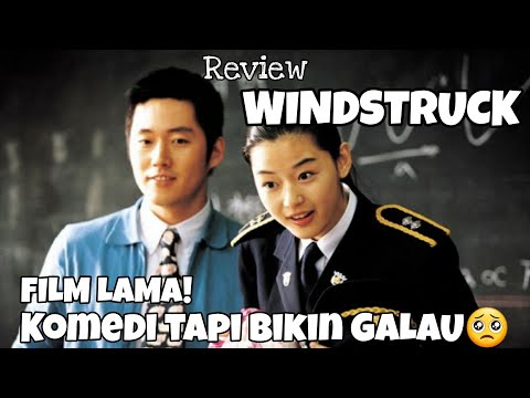 Review Film Korea Windstruck | MESKI JADUL JUN JI HYUN TETAP CANTIK  | YARKDRAMA