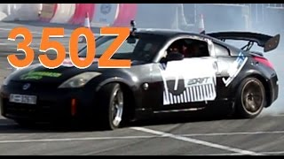 Drift 350z UAE درفت نيسان زد Nissan