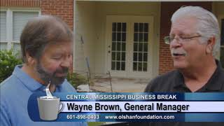 Olshan Jackson Mississippi Featured in Central Mississippi Business Break News Story