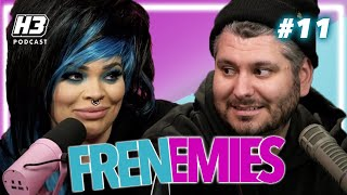 Trisha & Ethan Do Goat Yoga & Carpool Karaoke - Frenemies #11