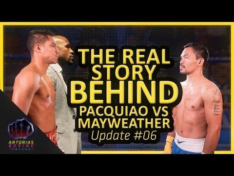 The Real Story Behind Pacquiao vs Mayweather (Update #06) #TeamLegend #WTFU #MayPac #MayPac2