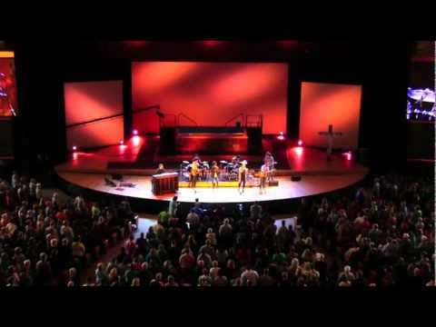 MOST INSPIRED WILLOW CREEK COMMUNITY CHURCH 11:15 SERVICE INCLUDING BAPTISMS MARCH 17 2013 720p(HD)