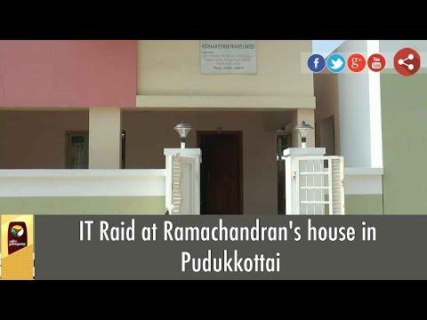 IT Raid at Ramachandran