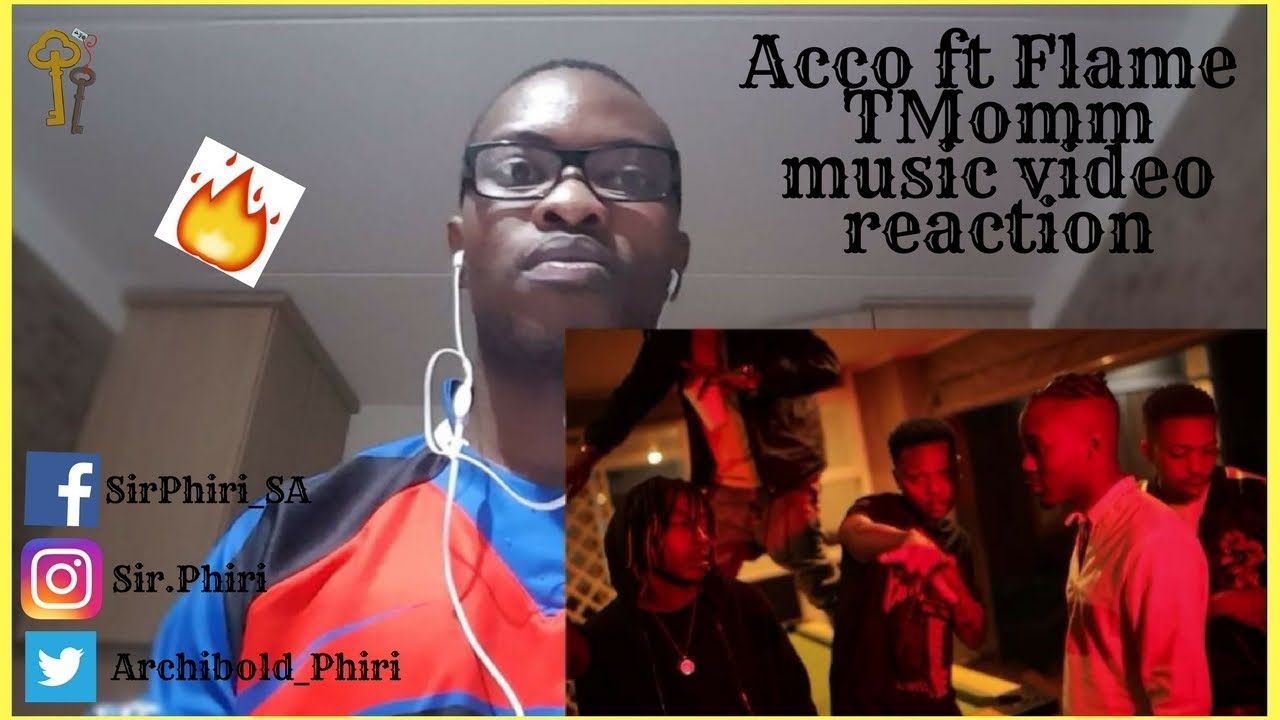 Download ACCO ft FLAME : TMOMM music video reaction