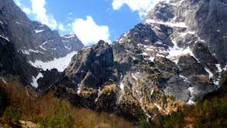 Alpine Landscapes: Hikes in Salzburg and Bavaria, 2011