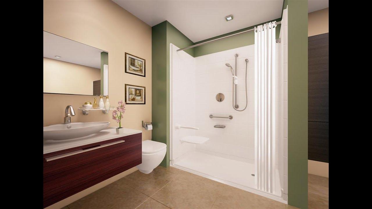 ideas roll in shower