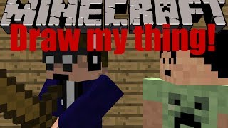 SKYPE CHEATERS! (Minecraft Draw My Thing) [feat. GeneralVoit21]
